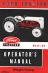 8N Operators Manual 1948-1952