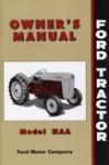 NAA Owners Manual 1953-1954