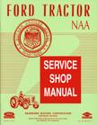NAA Service Shop Manual 1953-1954
