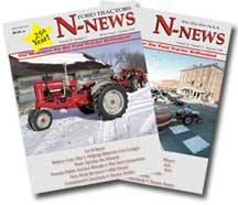 N-News back issues thumbnail