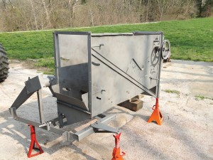 Ford One-Row Picker Sheller