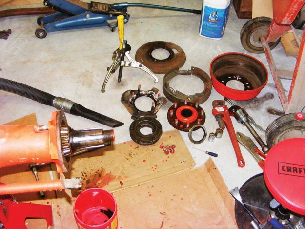 Hamblin brake parts