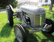1939 9N Tractor