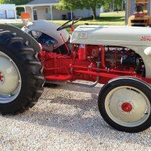 Ralph Brown's 8N post-restoration