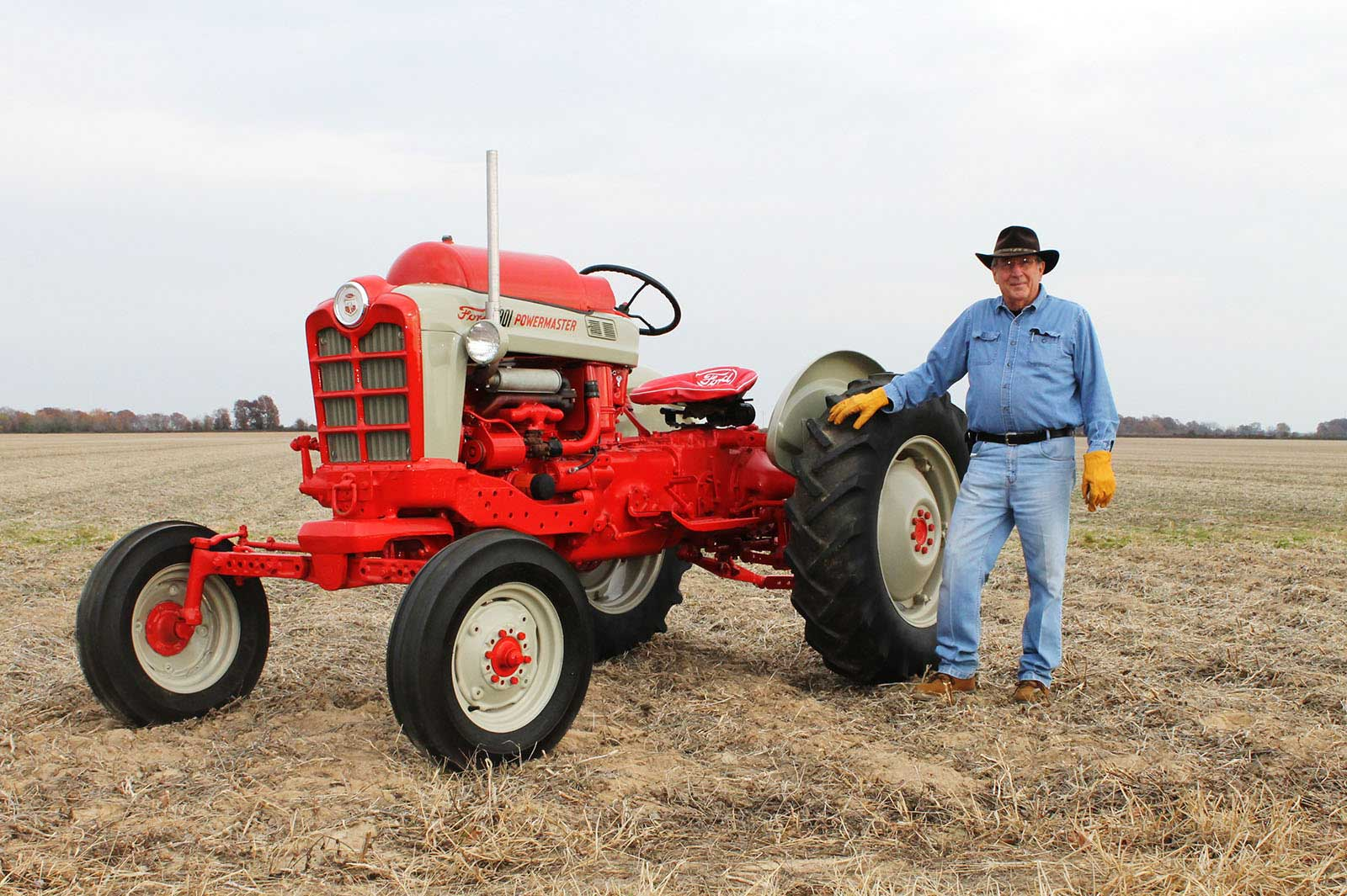 N-News | The Magazine for the Ford Tractor Enthusiast