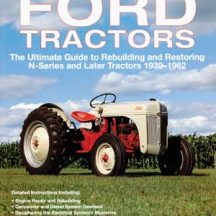 Book Review: How to Restore Ford Tractors cover